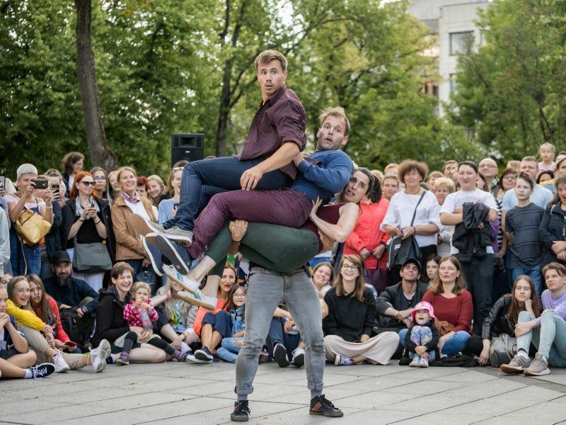 Cia Moveo Spot Festival